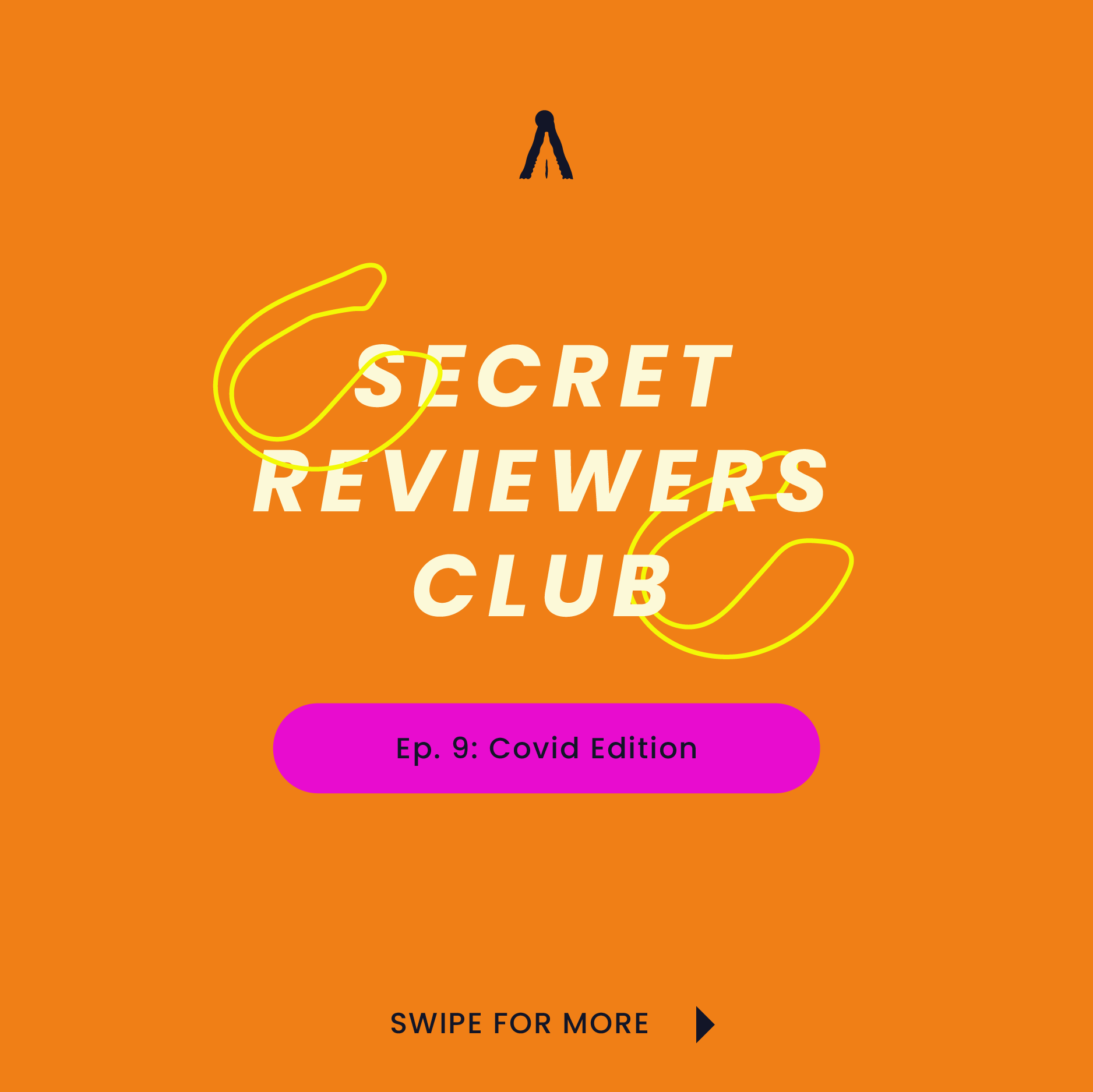 secret reviewers club covid edition